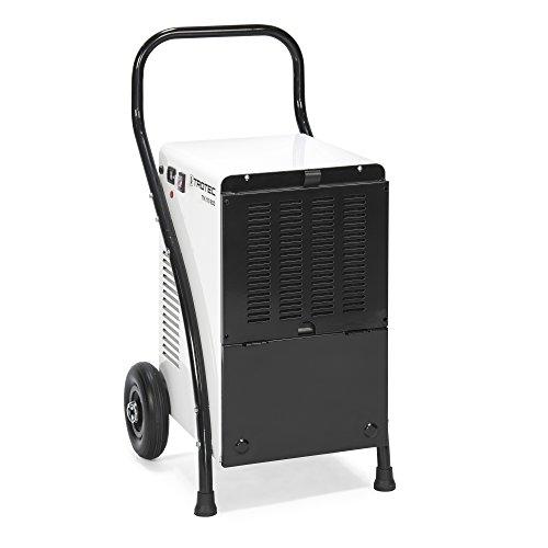 TROTEC Luftentfeuchter TTK 170 ECO (max. 52l/Tag), geeignet für Innenräume bis 230 m³ / 90 m²