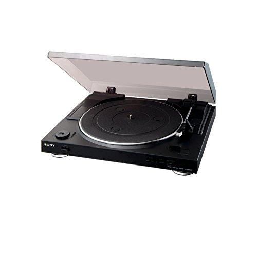 Sony PS-LX300USB schwarz